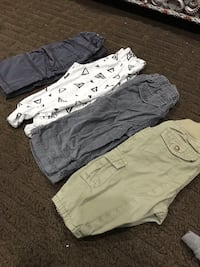 4 jeans for baby boy 3-6 good condition  Vaughan, L6A 3A4