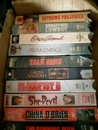 VHS Movies Mississauga, L5R 3C7