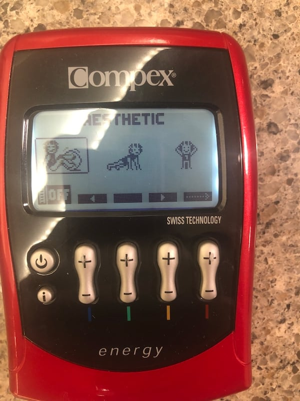 Compex sport Elite Muscle Stimulator TENS unit 5