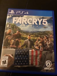 Far cry 5 PS4 Mississauga, L5N 2H9