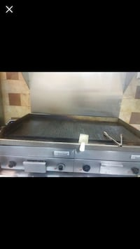 Commercial electric grill Longwood, 32779