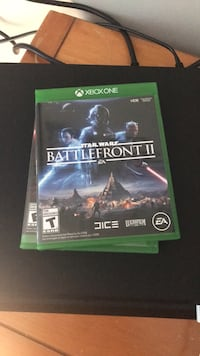 Xbox one star wars battlefront game  Whitby