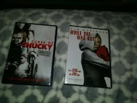 2 horror movies for $10.00 Silver Spring, 20902