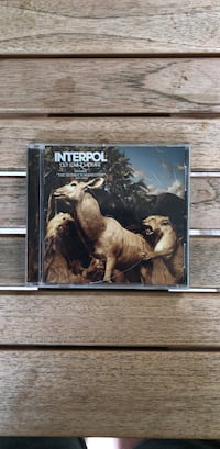 Interpol - Our Love To Admire // CD 8406 km