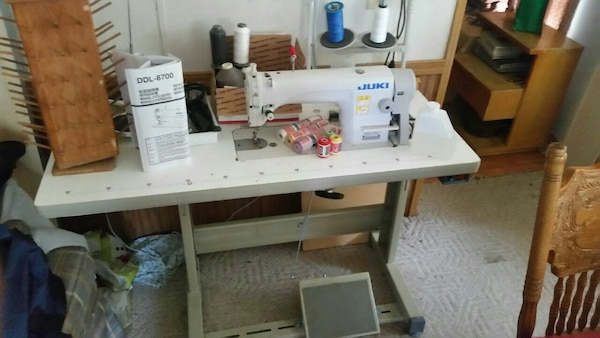 Used JUKI SEWING MACHINE For Sale In Lawrence Letgo Inspiration Juki Sewing Machine For Sale