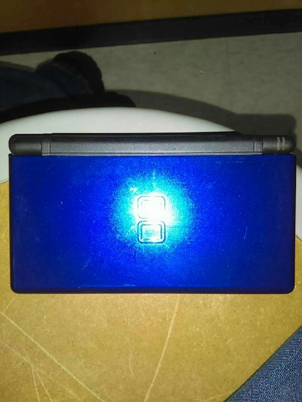 Blue ds lite