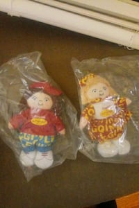 Campbells boy and girl antique dolls Lawton, 73501