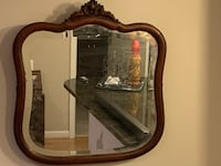 Antique wood mirror Arlington, 22201