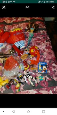 All kinds of toys antique toys