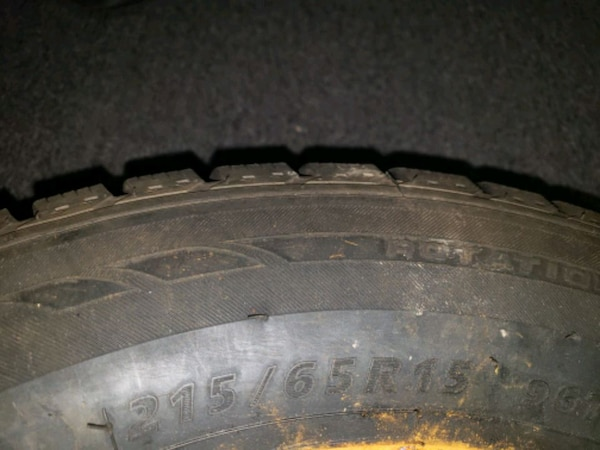 All seasons  tires,  like new 2 piece  1af7b12a-e863-4273-83e4-d8b7a2f1846e