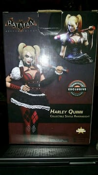 Harley Quinn Statue Capitol Heights, 20743