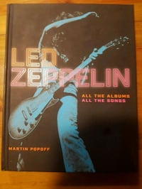 Led ZEP all the albums all the songs. A history of every song.