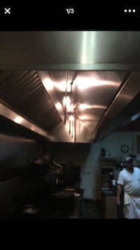 Complete vent hood for sale with fire suppression system !!!!!! Houston, 77081
