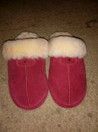 Slippers size 7 Silver Spring, 20904