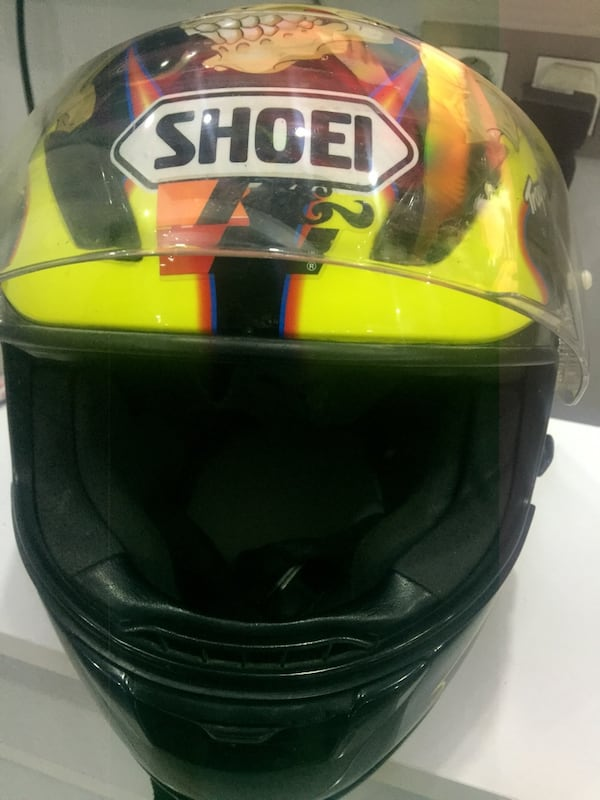 Shoei kask a595ac69-a1b9-4c66-ba11-03bc373234f9