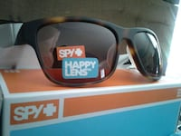 New Spy Optics Matte Blonde Tortoise Sunglasses W/ Bronze Happy Lenses Lake Forest