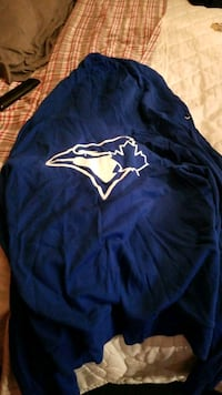 PINK blue Jay's zip up sweater  Mississauga, L4W 2N2