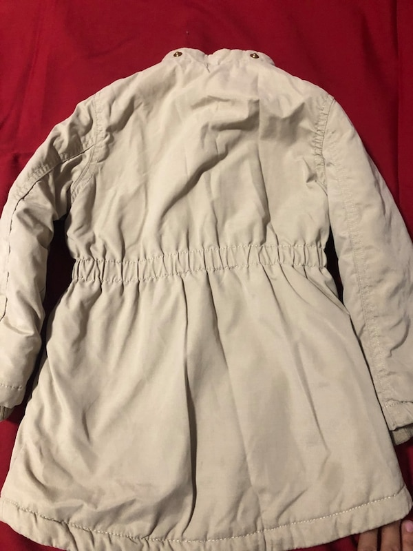 H&m jacket 4-5 + gap