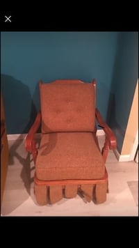 Maple Fabric upholstered Chair York, 17408