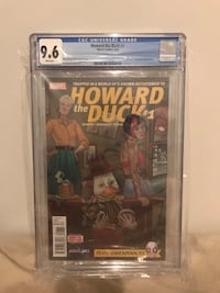 Howard the Duck 1 comic Garden City, 11530