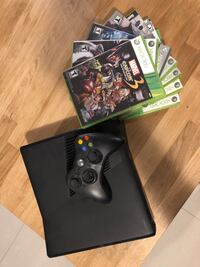 Xbox 360 and games Toronto, M8W 0A7