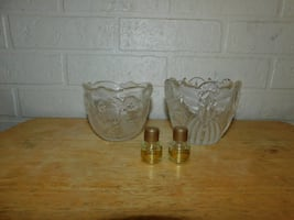 Candle Holders & Oil