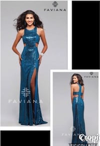 New with Tags Size 8  Prom/Formal Gown Indianapolis