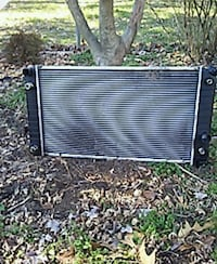 black and gray car radiator Newport News, 23602