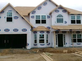 House wrap windows doors and more