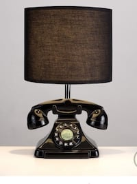 Faux Telephone Table Lamp( Occasionally used Almost New & Firm on Price) Houston, 77055