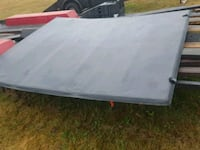 Full size truck bed cover roughly 68 in wide and 7 McCalla, 35111