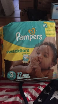 Brand new pampers diapers Edmonton, T5P 2B1