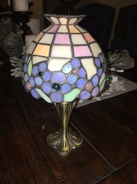Hydrangea tealight lamp, $59 with box partylite