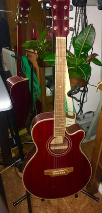 Northland acoustic electric guitar