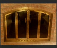 Fireplace Door and Screen Kirkland, H9J 3V7