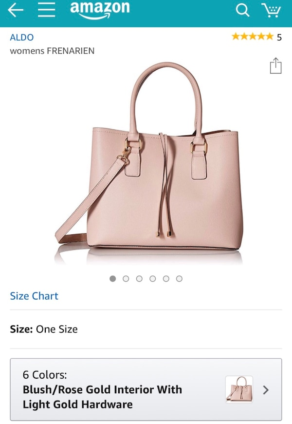 6381b3dde989 Used women s white leather tote bag screenshot for sale in New York - letgo