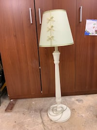 Pottery Barn Kids Floor Lamp with Shade Frederick, 21701