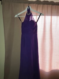 """Bridesmaid dress with matching """"getting ready"""" robe! Montréal, H8Y 3H7"""