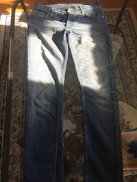 blue Tiger denim bottoms