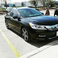Honda - Accord - 2017 only $193 bi-weekly Richmond Hill, L4C 0X1
