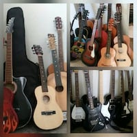 Electric & Acoustic Guitars For Sale.