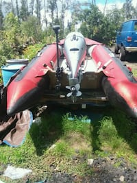 red and black personal watercraft Mountain View, 96771