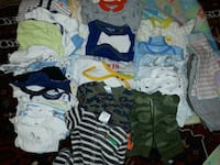 baby's assorted clothes Springfield, 22152