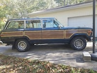 Jeep - Grand Wagoneer - 1987 Bluemont, 20135