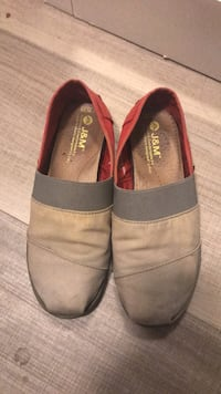 pair of brown leather slip on shoes Halifax, B3J 0E6