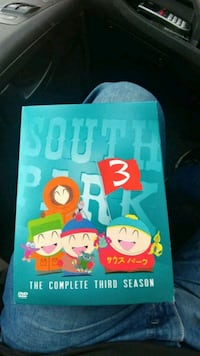 South park the complete 3rd season...