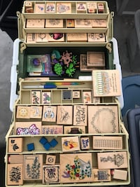 50+ Rubber Stamps for Crafting 802 mi