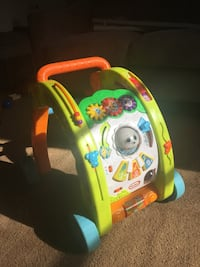 Baby walker / activity table