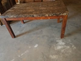 Granite Table 64x38.