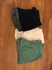 two black and white shorts Sweetwater, 37874